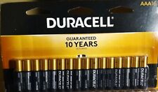 New Sealed Box Duracell Copper Top 16 Count AAA Batteries - 1.5V  Alkaline 2029