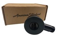 American Standard 8888037.243 Wall Supply, Matte Black Standard 1/2 in. Thread