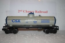 O Scale Trains K-Line CSX Tank Car 6313