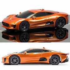SCALEXTRIC Slot Car Jaguar C-X75 James Bond Spectre C1336 lights