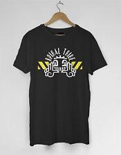 Spiral Tribe Logo T Shirt - Techno Festival Rave Hardcore SP23 Sound System