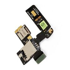 New MIC + SIM + SD READER TRAY HOLDER FLEX CABLE FOR HTC ONE V T320e G24