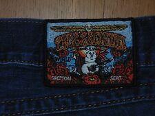 """Mens True Religion dark blue denim jeans W 36"""" x L 30"""" #B224"""