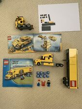 Lego Articulated Lorry And Lego 3 In One Creator Set
