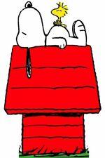 Snoopy Iron On Transfer Light or Dark Fabrics 5 x 7 size