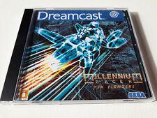SEGA Dreamcast MILLENNIUM RACER Y2K FIGHTERS