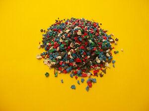 15 kg Gummigranulat Boxbirne Füllmaterial Mahlgut aus Neuware, Flammschutz