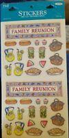 Frances Meyer BBQ Picnic fourmis Food MORES Plaque Manger Autocollants Neuf A25049