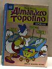 ALMANACCO TOPOLINO - APRILE 1974 [fumetto, albi d'oro, n.208, walt disney]
