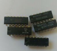 16X4 DM7489N 7489N SN7489N 14P DIP TTL IC chip New Old Stock USA Counter SRAM
