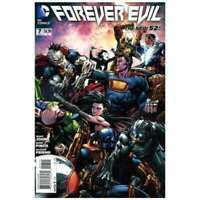 Forever Evil #7 in Near Mint condition. DC comics [*ni]