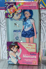 Sailor Mercury Doll Sailor Moon R Special Edition Bandai Asia Sailor Mercure 92