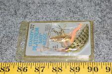 Stanley Premium Platinum Baby Wedge Spinnerbait Fishing Lure