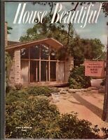 1949 House Beautiful November 330 pgs; - Pace-Setter house with 167 ideas