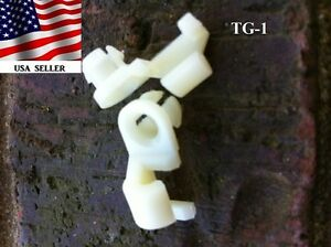 1981 to 1998 Chevrolet C/K C1500 C2500 C3500 Tailgate Handle Rod Clips TG1