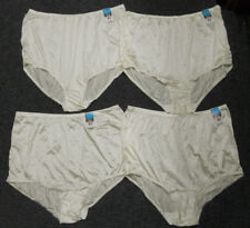 4 pr VANITY FAIR Brief PERFECTLY YOURS RAVISSANT 15712 Panty CANDLEGLOW 10 / 3XL