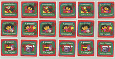 DORA the Explorer LOT Christmas 18 Large Stickers Boots Backpack Swiper