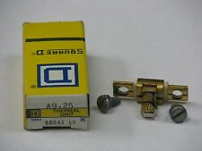 Overload Relay Thermal Unit A9.25 Square D