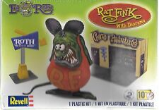 Revell Ed Roth, Big Daddy, Rat Fink with Diorama Plastic Model Kit 6732 ST