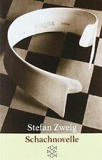 Schachnovelle von Zweig, Stefan   Buch   Zustand gut
