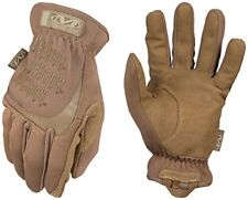 Gants Mechanix Fastfit intervention Paintball securite Tan M