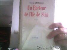 Henri Queffelec pour Un recteur de l'ile de Sein