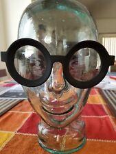 Further Future Festival Steampunk Burning Man Black Limited Sunglasses