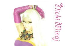 Nicki Minaj Poster - 2012 Israel Magazine 41cm x 30cm Hebrew