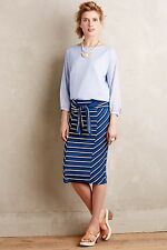 NIP Anthropologie Tideline Pencil Skirt by Lilka Sz L  Beautiful Comfy  Five*