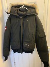 canada goose Down parka mens large Black 7950M Coat Jacket