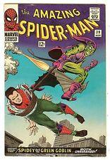 Amazing Spiderman 39   Green Goblin's ID revealed as Norman Osborn