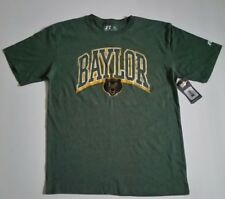 Baylor Bears Logo/Lettering T-Shirt By Russell! New With Tag!!
