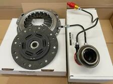 ROVER 75 CLUTCH KIT & MG ZT DIESEL 3 PIECE GENUINE PARTS NEW INCL SLAVE CYLINDER