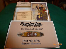 Remington 2012 Boy Scout Knife - NIB