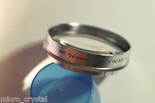 Voigtlander Focar D f=0,15m Makro lens objektiv lente macro 348/54 AR54mm