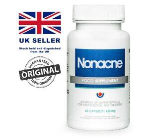 NONACNE - Acne Skin Support -  LATEST NATURAL SOLUTION IN ACNE TREATMENT 60 Caps