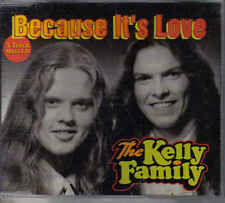 The Kelly Family-Because it s love cd maxi single