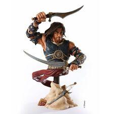 Disney Villains Grand Jester Enesco Dastan Prince of Persia Bust Statue  NIB