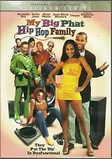 MY BIG PHAT HIP HOP FAMILY - BRAND NEW DVD SET - FREE UK POST