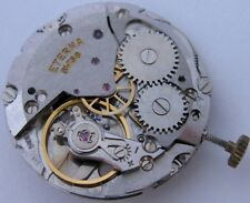 Eterna 115 17 j. manual Watch Movement  for part