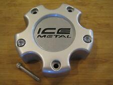 Ice Metal Silver Wheel Rim Center Cap CAP M-733 845L121