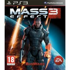 PS3-Mass Effect 3 - Fr (Ps3) GAME NEW