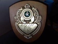 Vintage. PENKHULL Y.F.C. football trophy 1978 . STOKE ON TRENT FOOTBALL CLUB