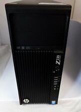 HP Z230 Workstation Tower E3-1225 V3 3.2GHz 16GB RAM 1TB HDD Windows 10 Home