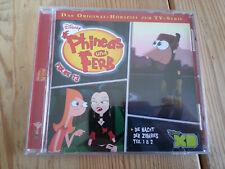 Phineas und Ferb, Folge 13, Die Nacht der Zombies 1 & 2, Das Hörspiel, CD, gut