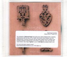 (HN319) Diamond Rugs, Hightail - 2013 DJ CD