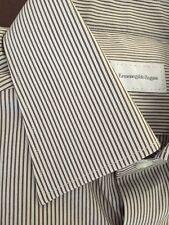 NWT Retail Price $355 Ermenegildo Zegna Dress Shirt Slin Fit Size 39/15,5