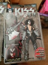 Kiss McFarlane Action Figures Set - New in original packaging 1997 and 1998