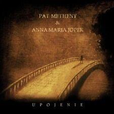 PAT METHENY & ANNA MARIA JOPEK - UPOJENIE  CD 17 TRACKS MAINSTREAM JAZZ NEU