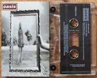 OASIS - WONDERWALL (CREATION CRECS 215) 1995 UK CASSETTE SINGLE TAPE BRITPOP 90s